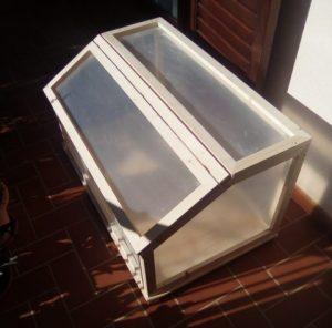 DIY Petite serre d'interieur pour un balcon