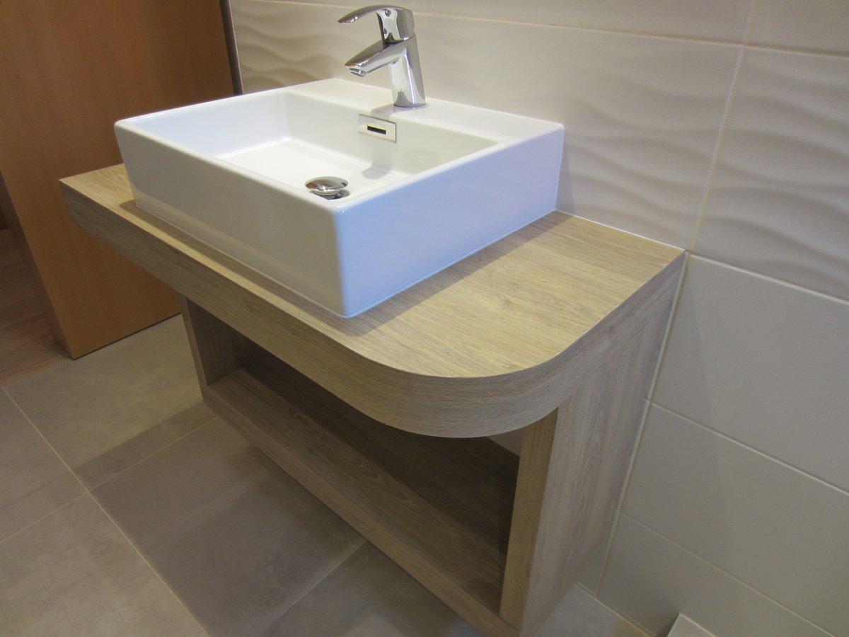 meuble vasque détail